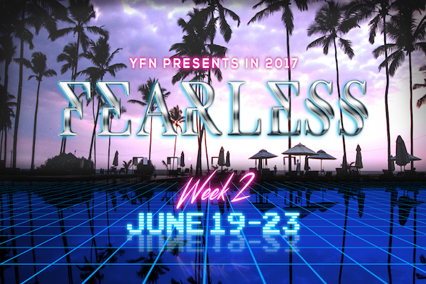 YFN Camp // June 19th – June 23rd 2017 for 8th-12th Grade Students
